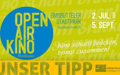 TIPP: OPEN AIR KINO EIMSBÜTTEL